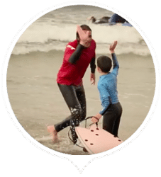 SurfCamp Junior